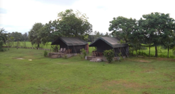 AC Safari Tent Two Occupancy