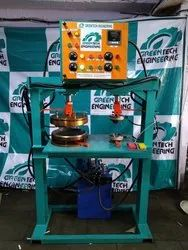Zigzag Automatic Plate And Thali Making Machine
