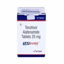 Tafsure - Tenofovir Alafenamide Tablets 25 Mg