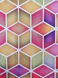 Digital Print Spandex Polyester Fabric