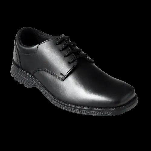 Combit Black School Shoes, Size: 4 - 10