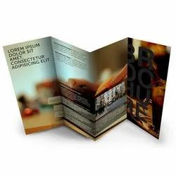 Paper Brochures Designing and Printing Service