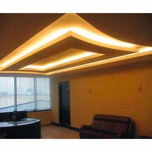 Modern Gypsum Ceiling: 8-16mm Modern False Ceiling, Images Ceiling Systems