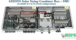 Solar String Monitoring Unit