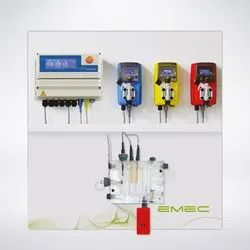 EMEC MAKE Automatic Cooling Tower Chemical Dosing and Monitoring System