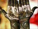 Stylish Mehandi Designs