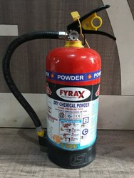 4,6,9 Kg DCP Stored Pressure Type Fire Extinguisher