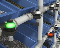 Banner Pick to Light Sensors, For Industrial, Mountable