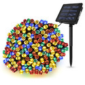 Hardoll 200 LED Solar Fairy String Decorative Light