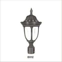 Cathlic Design Lighting Pole