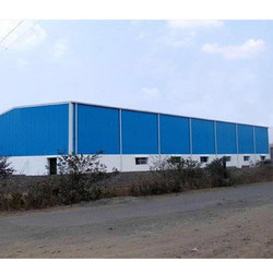 Pre Engineered Cold Storage Building