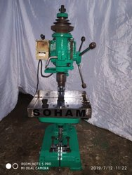 Sambrani Cup Making Machine Single Cavity