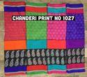 Chanderi Prints Fabrics