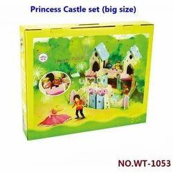 Princess Castle Toy Set