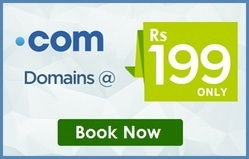 Domain Booking Services