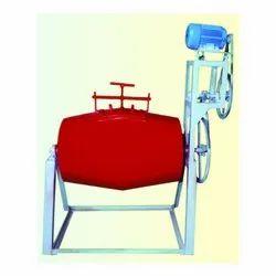 Mild Steel Automatic Colour Drum, Capacity: 100-150 litres