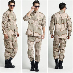 terry cotton army uniforms at rs 1500 set army uniform id
