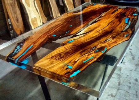 Mmart Epoxy Resin Used For Furniture