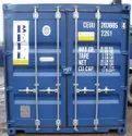 Container Door Lock with hinge