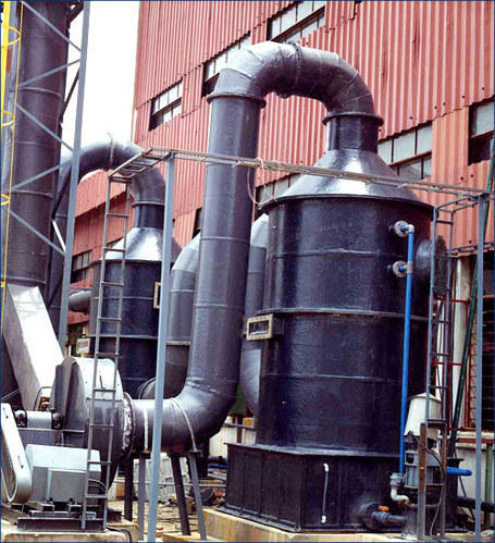 Fume Scrubbers Exporter From New Delhi