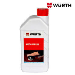 Wuerth Ultra Finish Polishing Paste, Packaging Type: Can