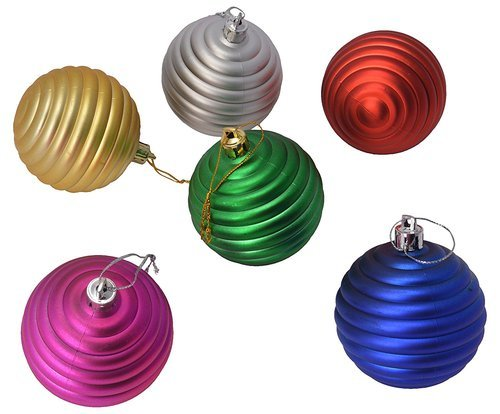 Christmas Tree Balls.Decoration Craft Plastic Decoration Balls