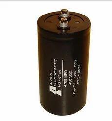 Capacitor 4700mfd/450v Alcon