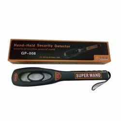 超级魔杖手持金属探测器