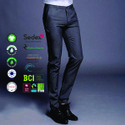 Fair Trade Organic Cotton Mens Skinny Slim Fit Pants