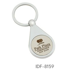 Park Plaza Metal Key Chain