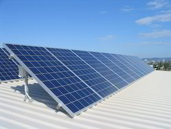 Solar Power Plant - Residential / Commercial / Industrial Use