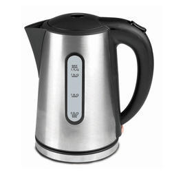 Stainless Steel Electrical Cordless Kettle