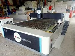 Automatic Fiber Laser Cutting Machine
