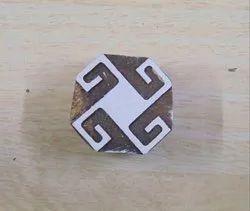 Designer Wooden Printing Blocks
