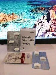 Azithromycin Tablets I.P.
