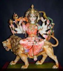 Marble Maa Durga