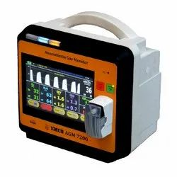 Anesthesia Gas Monitor (Single Agent with O2)