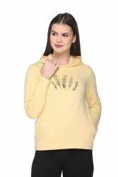 Women Designer Hooded Sweatshirt