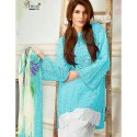 Casual Straight Ladies Cotton Salwar Suit