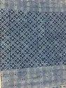 New Indigo Print Handmade Rugs / Carpet