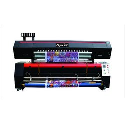 Direct Dye Sublimation Soft Sign Inkjet Printer