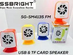 USB Memory speakers
