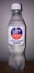 Carbonated Plain Soda, Packaging Size: 400ml, Packaging Type: Bottles