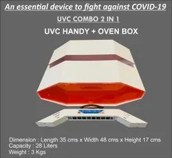 UVC Combo 2 in 1, UVC Handy   Oven Box