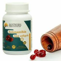 Astaxanthin 3mg Capsules