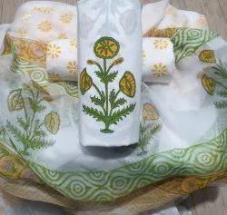 Bagru Hand Block Printed Salwar Suit Set