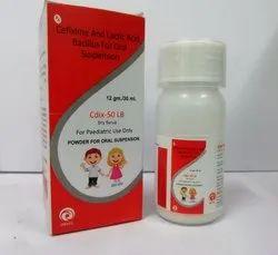 CDIX 50 LB Dry Syp (Cefixime With LB Dry Syp)