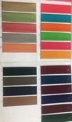 50 GSM Plain Rangoli  Polyester Fabric