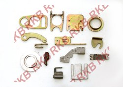 Compound Die Metal Press Parts