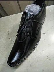 Black Men Darby Shoe, Size: Large